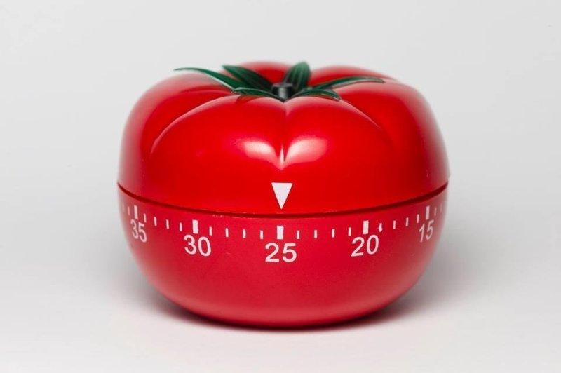 تکنیک گوجه فرنگی برای افزایش بازدهی و تمرکز